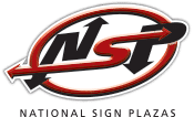 National Sign Plazas logo