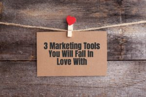 Marketing tools we love